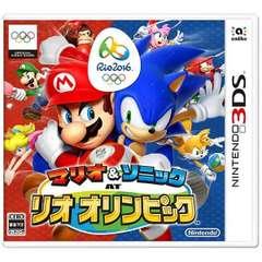 マリオ&ソニック AT リオオリンピックTM【3DSゲームソフト】