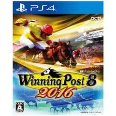 Winning Post 8 2016【PS4ゲームソフト】