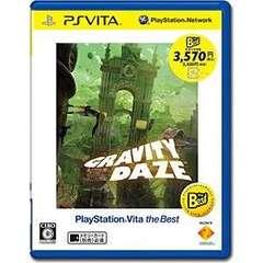 GRAVITY DAZE 重力的眩暈:上層への帰還において、彼女の内宇宙に生じた摂動 PlayStation Vita the Best【PS Vitaゲームソフト】