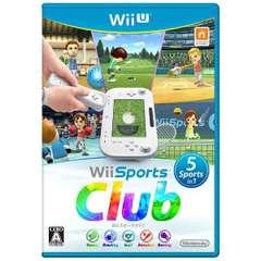 Wii Sports Club【Wii Uゲームソフト】