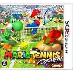 MARIO TENNIS OPEN【3DSゲームソフト】