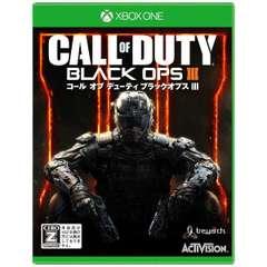 コール オブ デューティ ブラックオプスIII【Xbox Oneゲームソフト】