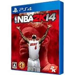 NBA 2K14【PS4ゲームソフト】