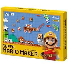 スーパーマリオメーカー【Wii Uゲームソフト】