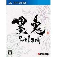 墨鬼 SUMIONI【PS Vitaゲームソフト】