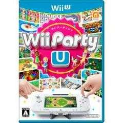Wii Party U【Wii Uゲームソフト】