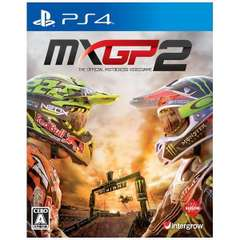 MXGP2 - The Official Motocross Videogame【PS4ゲームソフト】