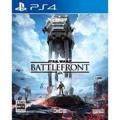 Star Wars バトルフロント【PS4ゲームソフト】
