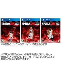 NBA 2K16【PS4ゲームソフト】