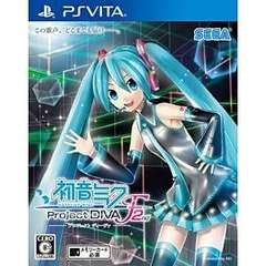 初音ミク -Project DIVA- F 2nd【PS Vitaゲームソフト】