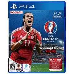 UEFA EURO 2016/ウイニングイレブン 2016【PS4ゲームソフト】