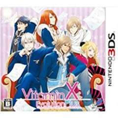 VitaminX Evolution Plus【3DSゲームソフト】