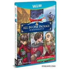 ドラゴンクエストX オールインワンパッケージ【Wii Uゲームソフト】