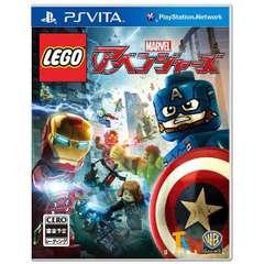 LEGO(R)マーベル アベンジャーズ【PS Vitaゲームソフト】