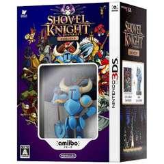 ショベルナイト amiiboセット【3DSゲームソフト】