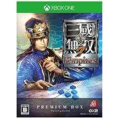 真・三國無双7 Empires プレミアムBOX【Xbox Oneゲームソフト】