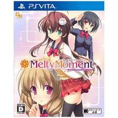 MeltyMoment 通常版【PS Vitaゲームソフト】