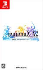 ファイナルファンタジーX/X-2 HDリマスター Switch