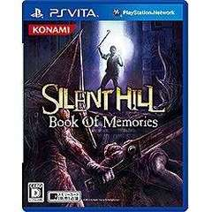 SILENT HILL : Book Of Memories【PS Vitaゲームソフト】