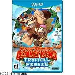 ドンキーコング トロピカルフリーズ【Wii Uゲームソフト】