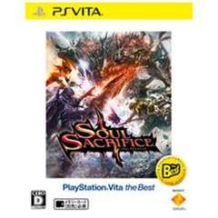 SOUL SACRIFICE(ソウル・サクリファイス) PlayStation Vita the Best【PS Vitaゲームソフト】