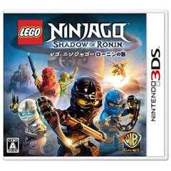 LEGO(R) ニンジャゴー ローニンの影【3DSゲームソフト】