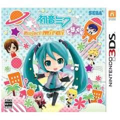 初音ミク Project mirai でらっくす【3DSゲームソフト】