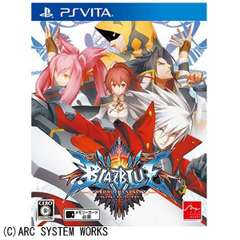 BLAZBLUE CHRONOPHANTASMA【PS Vitaゲームソフト】