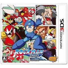 ロックマン クラシックス コレクション【3DSゲームソフト】