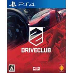 DRIVECLUB【PS4ゲームソフト】