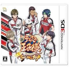 新テニスの王子様 ~Go to the top~【3DSゲームソフト】