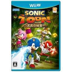 ソニックトゥーン 太古の秘宝【Wii Uゲームソフト】