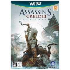 アサシン クリードIII【Wii Uゲームソフト】