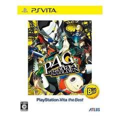 ペルソナ4 ザ・ゴールデン PlayStation Vita the Best【PS Vitaゲームソフト】