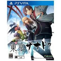 東亰ザナドゥ 通常版【PS Vitaゲームソフト】