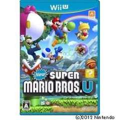 New スーパーマリオブラザーズ U【Wii Uゲームソフト】