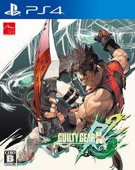 【PS4】GUILTY GEAR Xrd REV 2