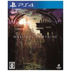 NAtURAL DOCtRINE【PS4ゲームソフト】