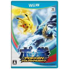 ポッ拳 POKKEN TOURNAMENT【Wii Uゲームソフト】