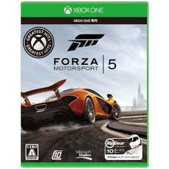 Forza Motorsport 5 Greatest Hits【Xbox Oneゲームソフト】