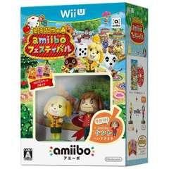 どうぶつの森 amiiboフェスティバル(ケント付き)【Wii Uゲームソフト】
