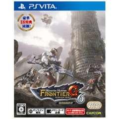 モンスターハンター フロンティアG6 プレミアムパッケージ【PS Vitaゲームソフト】