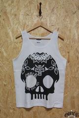 Mexican Skull Tank-Top