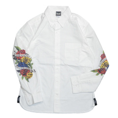 Rose Sleeve Oxford Shirts