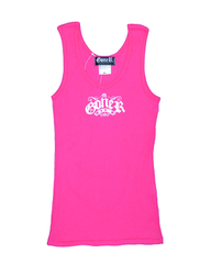 GR TankTop (Lady's) - Tropical Pink