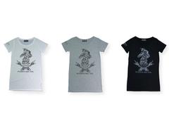 GoneR × PUERTA DEL SOL Tunic T-Shirts