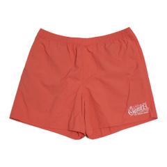 Embroidery Nylon Short Pants