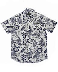 Aloha Shirts - White