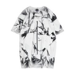 Tie-dye Line T-Shirts