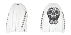GoneR × LESSTRESS L/S T-Shirts